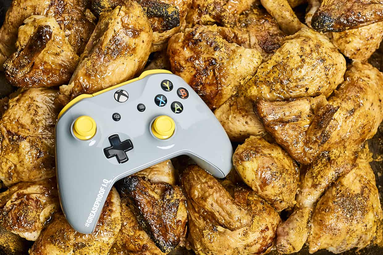 PUBG Greaseproof Controller (5)